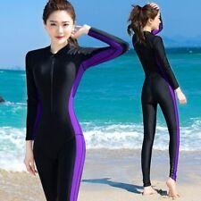 bf3be03549b item 1 Women Surf Swim Stinger Suit Dive Skin Full Body Cover Sun  Protection Swimwear -Women Surf Swim Stinger Suit Dive Skin Full Body Cover Sun  Protection ...