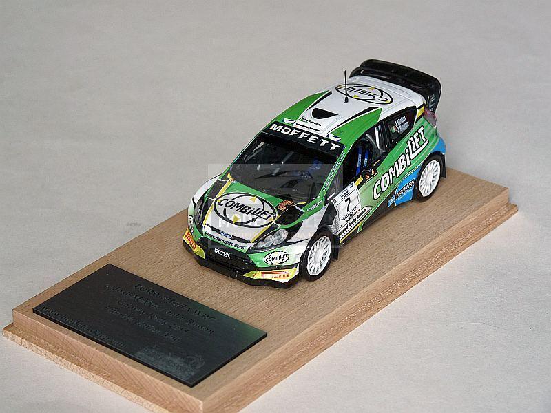 Josh Moffett-Ford Fiesta Wrc Galway Rally 2015 1 43 Modelo