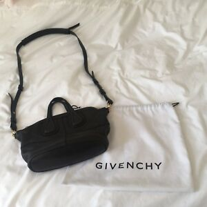 e9c65af0c39f Image is loading Givenchy-Micro-Nightingale-Leather-Bag