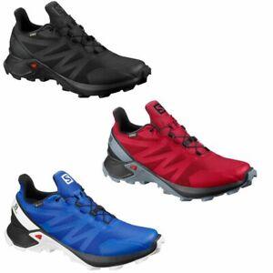 Details zu SALOMON Supercross GTX Herren Trail Running Schuhe Laufschuh NEU 408088 409541
