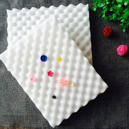 2x  Schaum Trockenen Pad Blume Trocknen Schwamm Matte Kuchen Fondant-Handwe H3L0