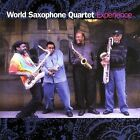 Experience by World Saxophone Quartet (CD, Mar-2004, Justin Time)