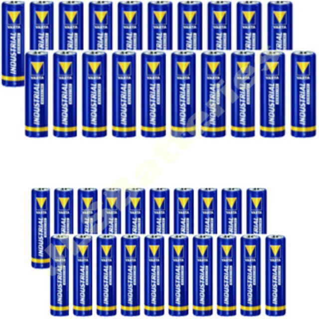 10 x AA & 10 x AAA VARTA Alkaline procell Batteries