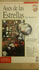 Ases de las Estrellas Para Windows Pro One CD-ROM IBM Tandy Multimedia NEW!!