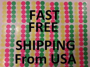 315 Yard Garage Rummage Sale Price Tags Blank Sticker 3