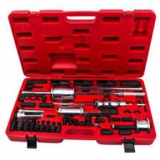 Complete Set Universal Diesel Injector Remover Slide Hammer Puller Extractor Kit