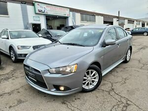 2015 Mitsubishi Lancer SE- LIMITED EDITION -  CERTIFIED - CLEAN