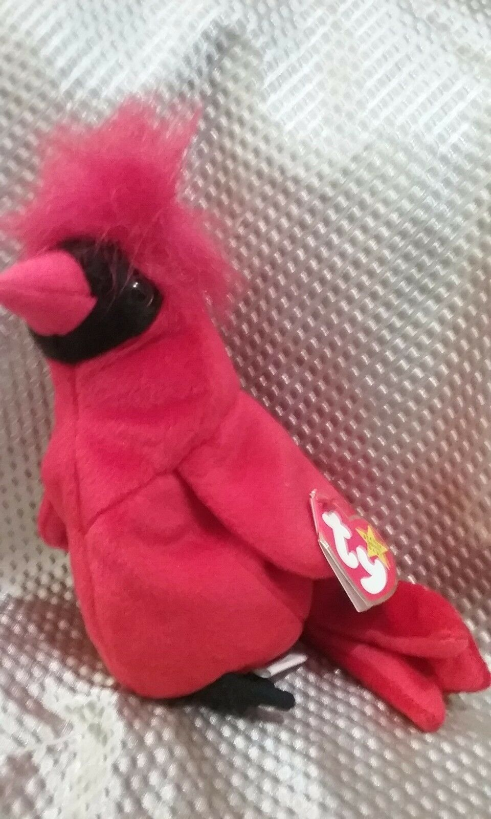 VERY RARE ERRORS TY BEANIE BABY  MAC  LIMIITED EDITION NEW CONDITION