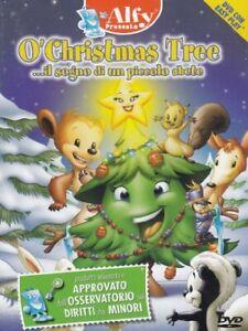 O'Christmas tree... il sogno di un piccolo abete - DVD D041015