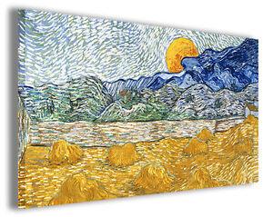 Quadro Vincent Van Gogh vol XVI Quadri famosi Stampe su tela ...
