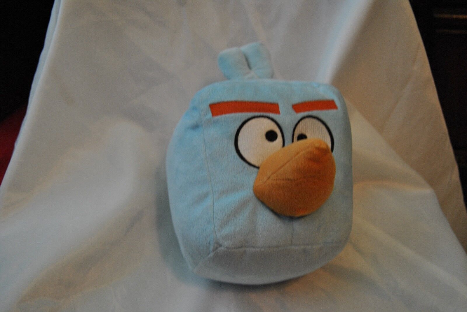Angry Bird Space Bird Plush Toy Ice Cube with sound
