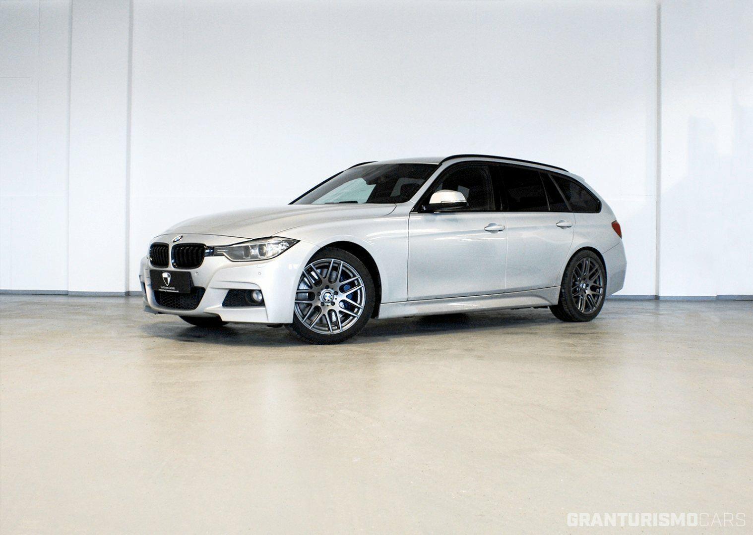BMW 330d 3,0 Touring aut. 5d - 1.925 kr.