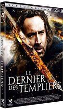 DVD *** LE DERNIER DES TEMPLIERS ***  avec Nicolas Cage