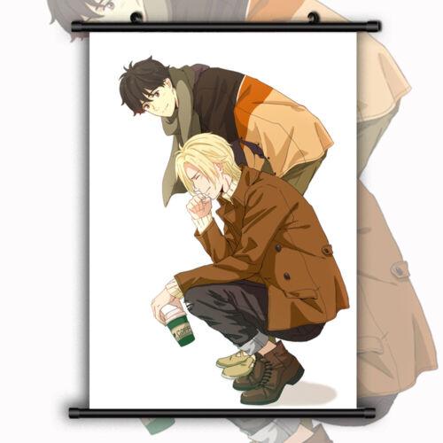 Banana Fish Manga Wallscroll Poster Kunstdrucke Bider Drucke