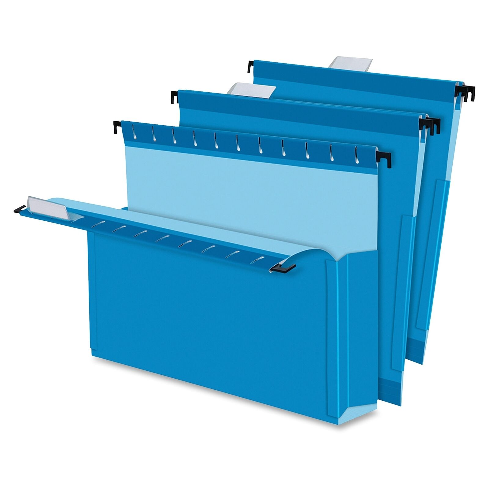 Pendaflex SureHook Reinforced Hanging Box Files 2  Expansion Legal bluee 25 Box