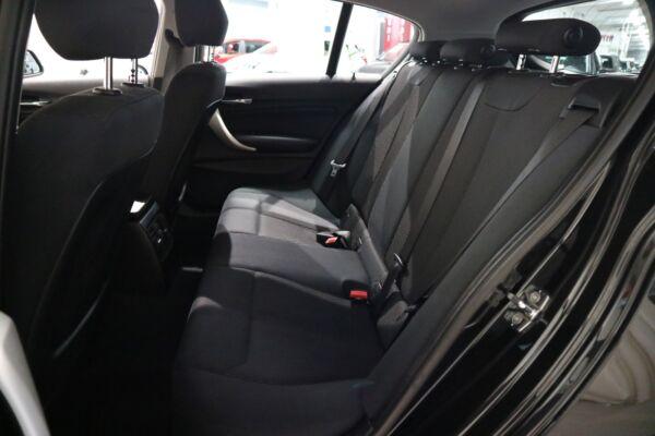 BMW 116d 2,0  billede 11