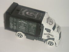 Hot Wheels JACK DANIELS Whisky HIGHWAY HAULER II custom delivery truck