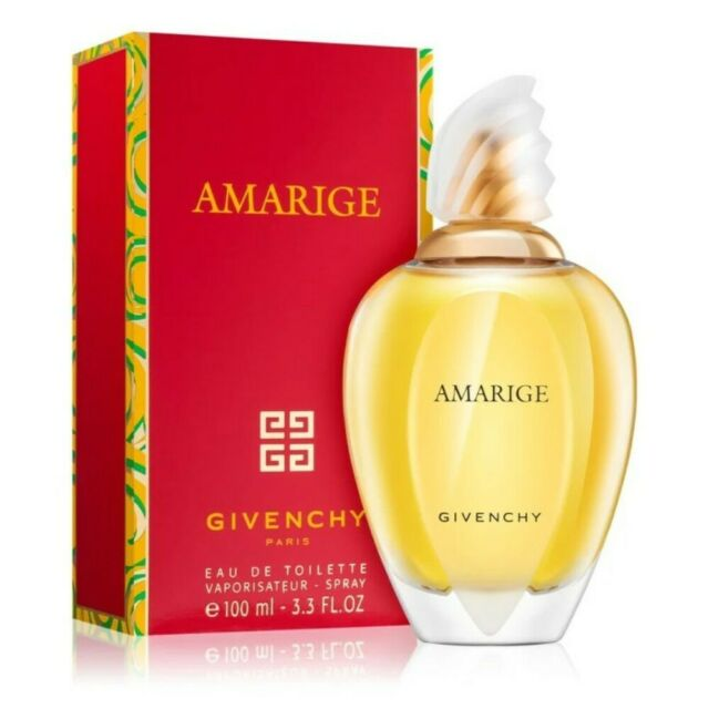 Amarige By Givenchy Eau De Toilette 3.3 OZ  NEW For Women