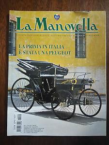LA MANOVELLA n. 9 settembre 2007 - Storia della Bianchina, Piaggio Ciao
