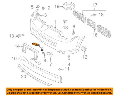 TOYOTA OEM 00-02 MR2 Spyder Bumper-Foglight or Tow Hook Cover Cap 5212717010