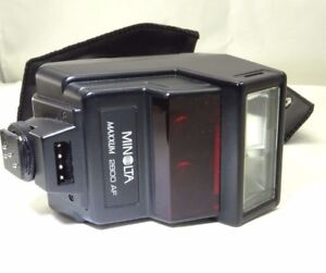 Minolta-Maxxum-2800-AF-Shoe-Mount-Flash-Free-Shipping-USA