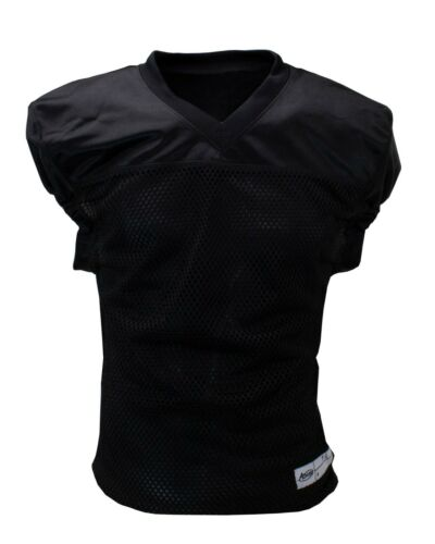 Adams Youth Football Jersey Practice Jersey Black NWT Size Youth L