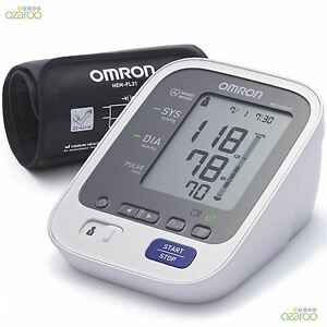 Omron-M6-Confort-Automatico-Tensiometro-de-Brazo-con-Morning-Hipertension