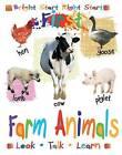 Farm Animals by Rob Walker (Board book, 2010)