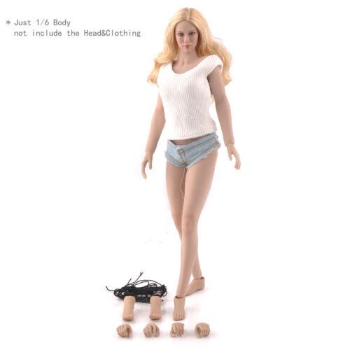 Tbleague PHICEN 11in corpo flessibile senza giunture Donna 1//6 S17B Action Figure F fai da te