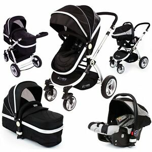 iSafe 3 in 1  Black With Car Seat - <span itemprop=availableAtOrFrom>West Midlands, United Kingdom</span> - BUYER IS RESPONSIBLE FOR THE SAFE RETURN OF THE GOODS IN THEIR ORIGINAL (RESELLEABLE)CONDITION AND PACKAGING WITHIN 14 DAY OF RECEIPT, IF COLLECTION IS REQUIRED WOULD COST £ 25.00  - West Midlands, United Kingdom