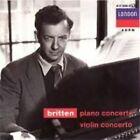 Britten Piano and Violin Concertos - CD 8nvg