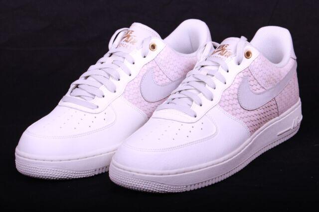official photos fec1c 5693b Nike Air Force 1  07 Lv8 Sail Light Bone 823511 100 US Mens Shoe Sz 13 for  sale online   eBay