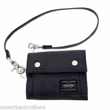NWT PORTER Yoshida Free Style Wallet with Larnyard (Made in Japan)