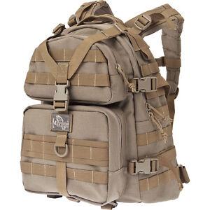 Maxpedition-0512K-CONDOR-II-Backpack-KHAKI