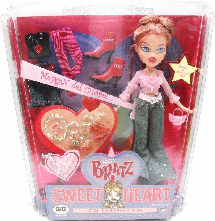 BRATZ-Sweet heart-Meygan - collector's  edizione 2003  ecco l'ultimo