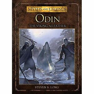 Odin-The-Viking-Allfather-Myths-and-Legends-Steven-Long-Used-Good-Book