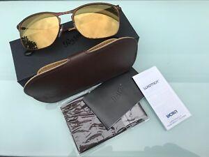 a0db049600e RARE Brand New Persol Sunglasses PO 7359S 1072W4  2N Matte Brown ...