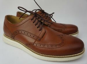 Haan Homme Oxford D'aile Cole Bout Woodbury Chaussures Ivoire Grand Original dUT5wAq