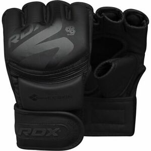 RDX-F15-Sparring-Martial-Arts-Grappling-Fighting-Cage-Noir-MMA-Training-Gloves