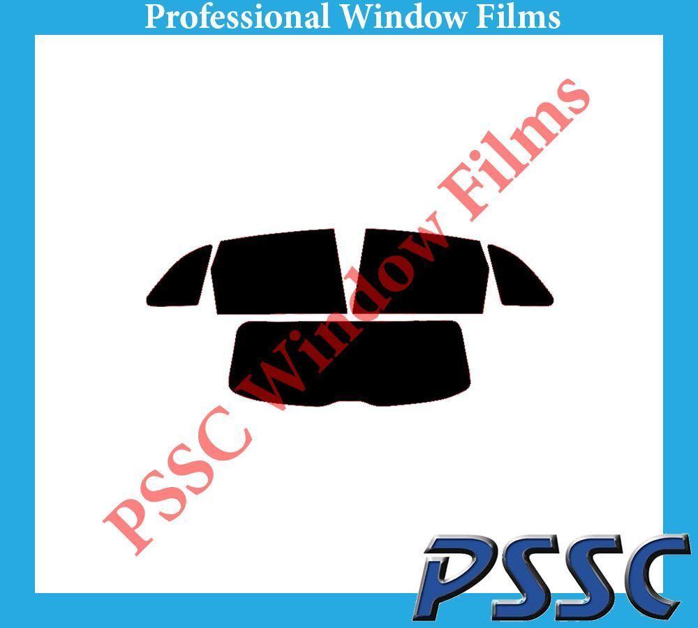 Pssc Vorgestanzt hinter Autofenster 50% Tönung Films für Audi SQ5 2015-2017