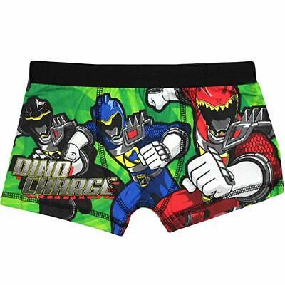 6-8 /& 9-10 Years Red POWER RANGERS Kids Children Underwear Age 4-5 New Boys Vest /& Brief Set