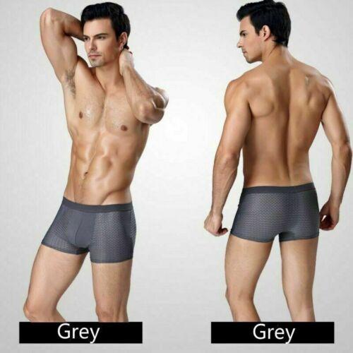 3 X Men/'s Briefs Boxer Sport Shorts Mesh Elastic Underwear Underpants Breathable