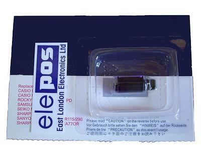 Samsung Sam4s ER-150 ER150 Black Qty 10 Cartridges Ink Roller