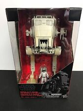 2016 Star Wars THE BLACK SERIES Imperial AT-ST Walker and Driver action figure