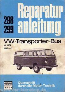 VW-Bus-T2-Reparaturbuch-Bucheli