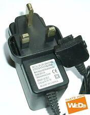 SAMSUNG POWER SUPPLY SAM SGH D500E DC4.5V-9.5V 800mA UK PLUG