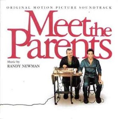 Meet The Parents Soundtrack CD NEW Randy Newman/Dr.John/Bobby Womack/Lee Dorsey
