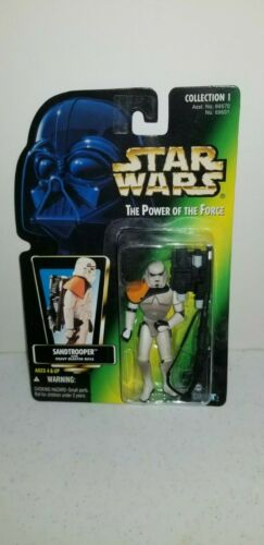 Star Wars Action Figures $4.95 POTF SOTE Freeze Frame $3.00 Shipping No Limit