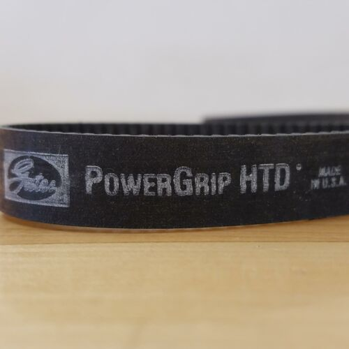 USED Gates PowerGrip HTD 711-3M-15 Timing Belt