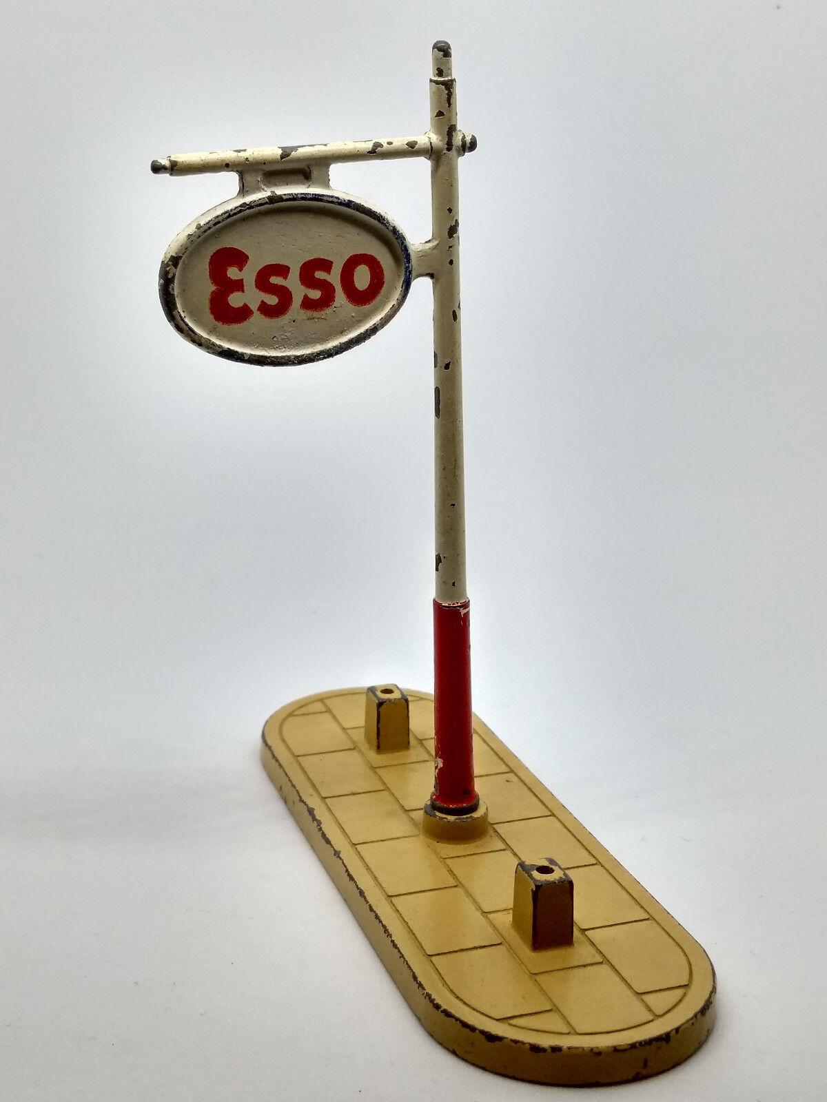 1950s Vintage, Dinky Toys, No 781 Esso Petrol Pump Pump Pump Station, Meccano Ltd,  Die Ca be6d66